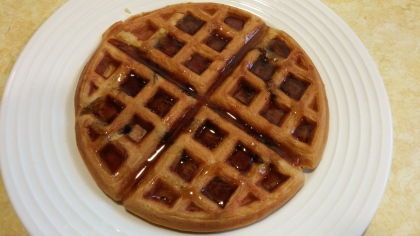 Sausage and Cheese Beer Waffle (Credit: CBSDetroit.com)