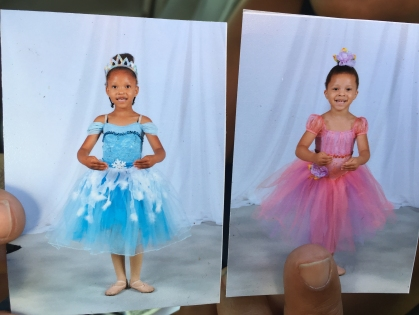 Two of the victims are identified as 5-year-old Koi (left) and 4-year-old Kaleigh. (family photos)
