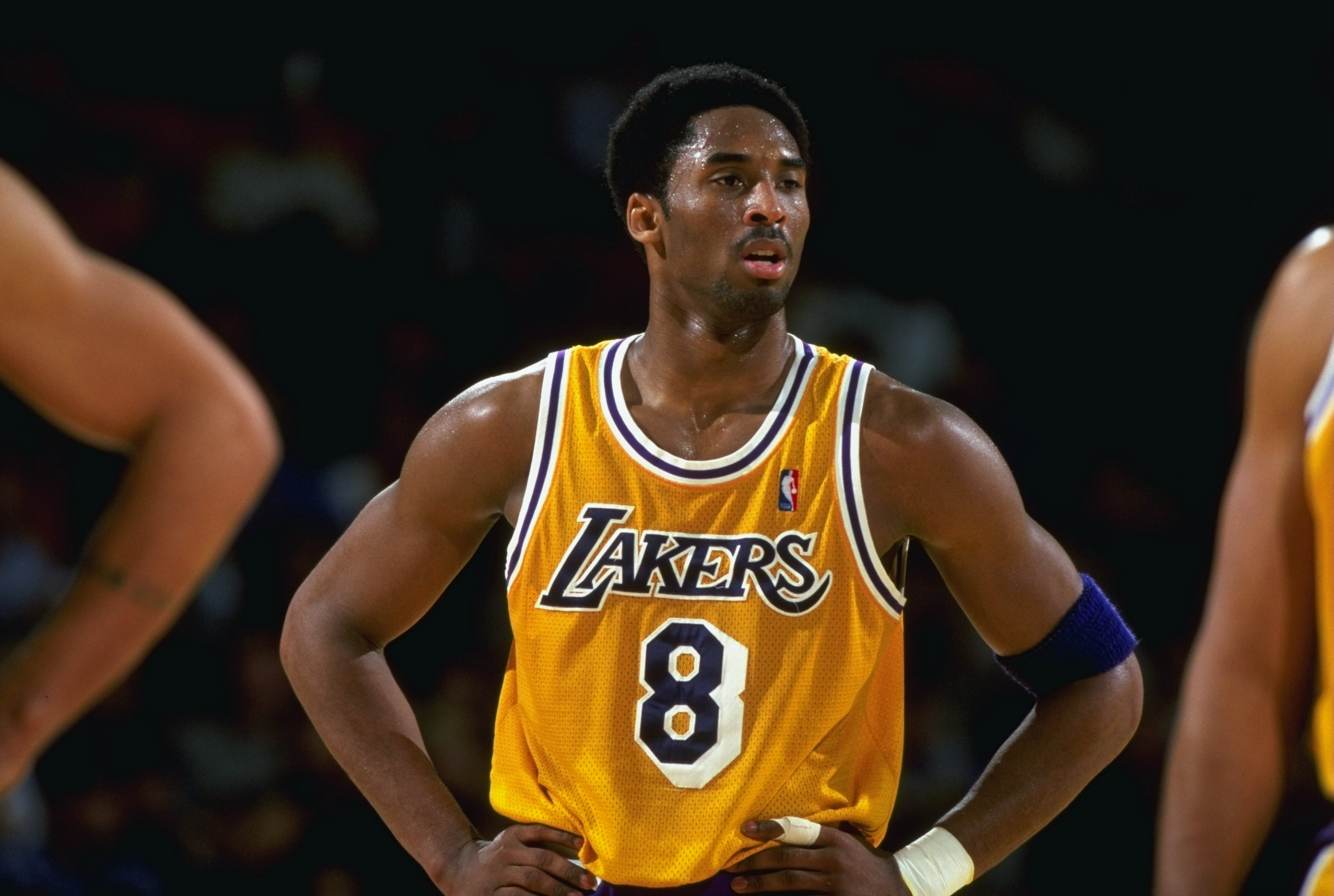 new styles 47779 acff7 Lakers To Retire Kobe Bryant's 2 Jersey Numbers In December ...