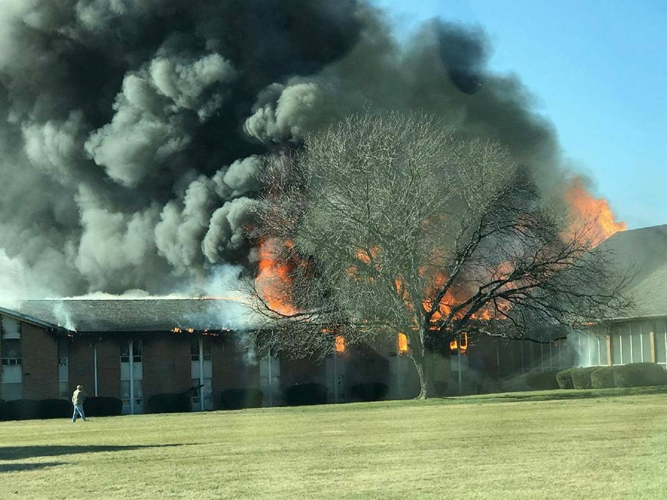 (photo credit: Frenchtown Township Fire Department)