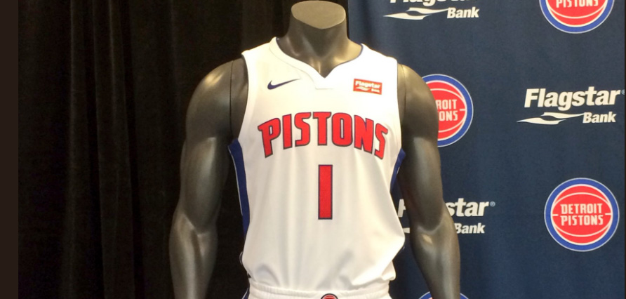 meet 3836f 84459 First Look At The Detroit Pistons New Uniforms [PHOTOS ...
