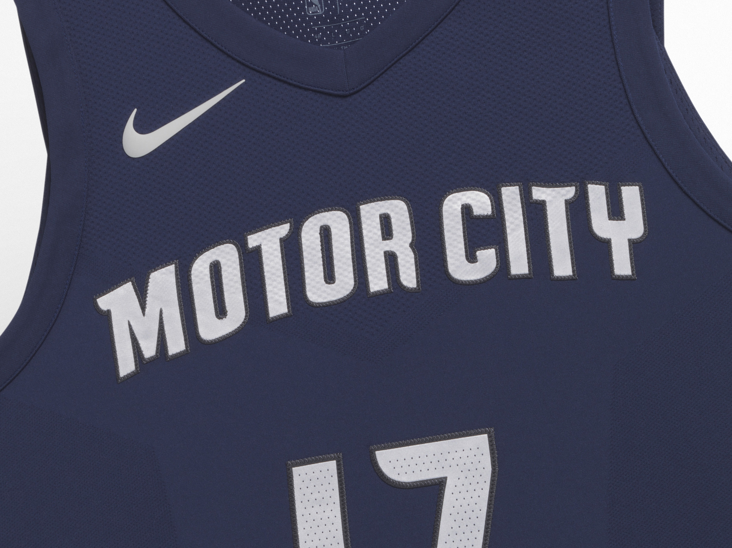 "watch 99bf6 2105c Detroit Pistons Unveil New-Look Nike City Edition ""Motor ..."