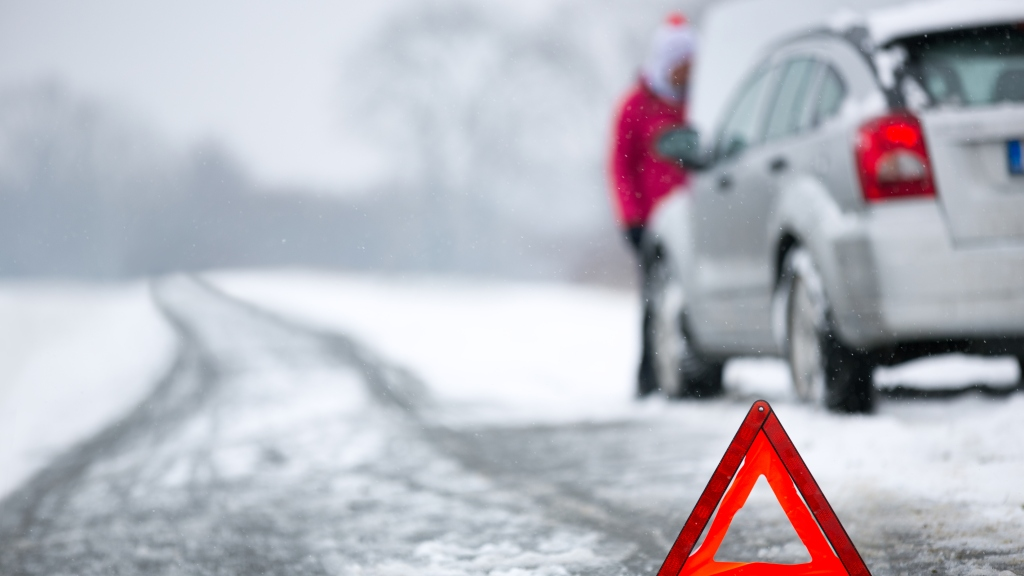 AAA Michigan Issues A Statewide Arctic Air Advisory, Gives Tips On Vehicle Protection During Cold Weather