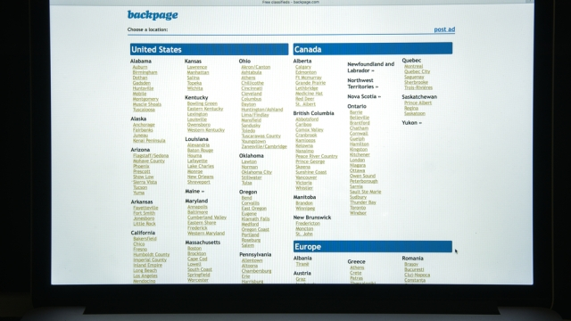 What is backpage