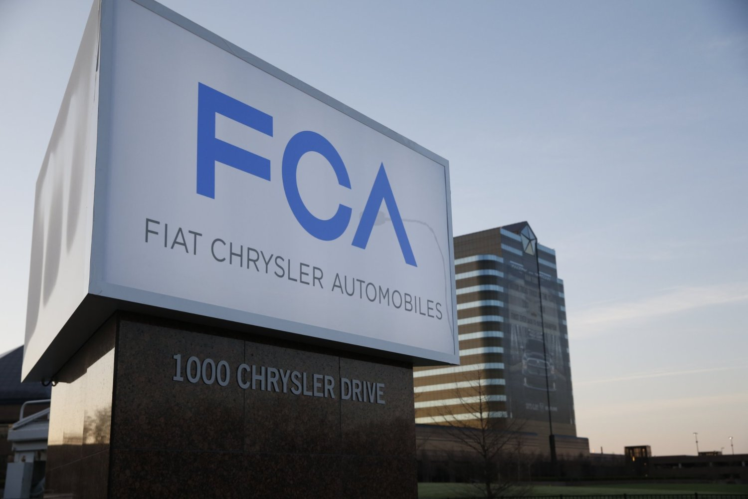 Fiat Chrysler Reports Exec. Compensation: CEO Gets More Than $12M, Despite Lower 2019 Earnings