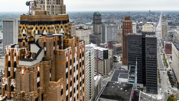 Chemical Bank moving HQ to Detroit, plans 20-story building