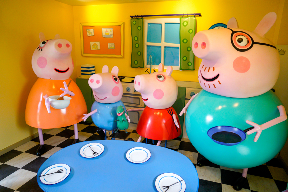Peppa Pig World Of Play Joins Lineup At Great Lakes Crossing Cbs