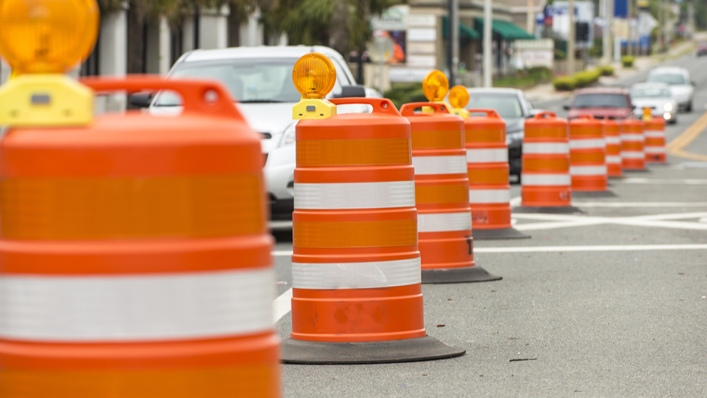 Construction In Detroit This Weekend: Here's What You Need To Know