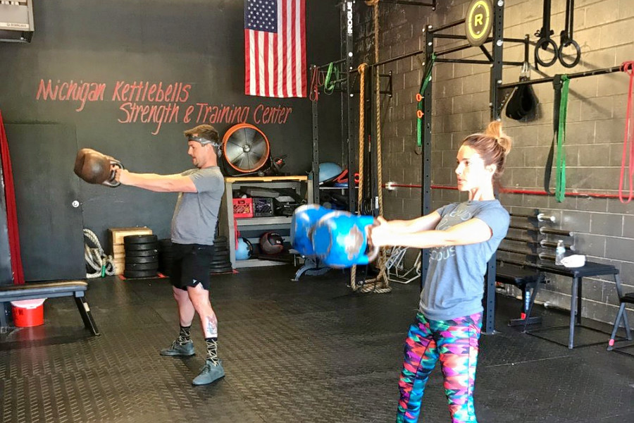 (Credit: Michigan Kettlebells Strength & Training/ Yelp)