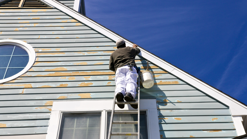 Michigan Law Drops License Requirement For House Painters