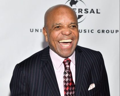 The 91-year old son of father (?) and mother(?) Berry Gordy in 2021 photo. Berry Gordy earned a  million dollar salary - leaving the net worth at  million in 2021