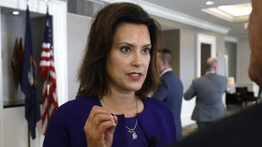 Governor Whitmer Won't Accept 'Status Quo' In Road, Budget Talks