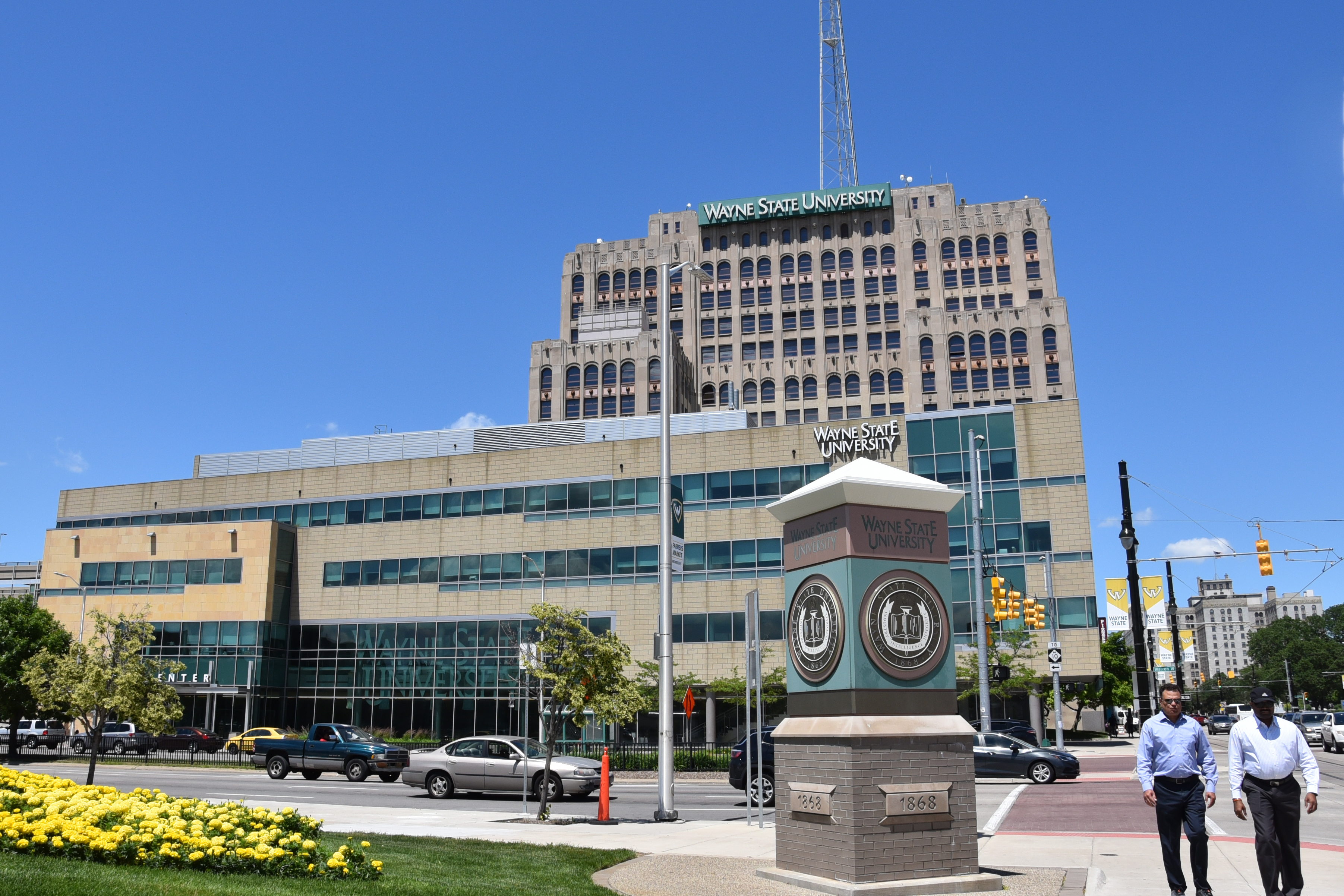 Wayne State University To Host Summer Engineering Youth Camp