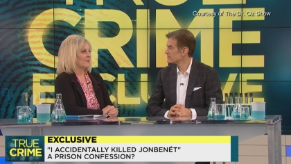 "True Crime Exclusive: ""I Accidentally Killed Jonbenet"" – A"