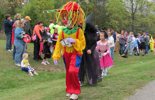More Than 30 Michigan State Parks Schedule Fall Festivals