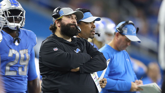 Matt Patricia Not Thinking About Next Year