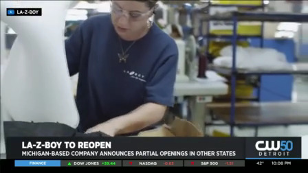 Michigan Based Company Announces Partial Openings In Other States