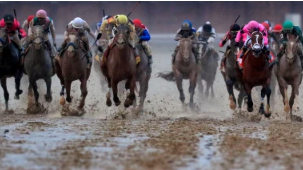 Kentucky Derby's Move To Labor Day Takes Some Getting Used To