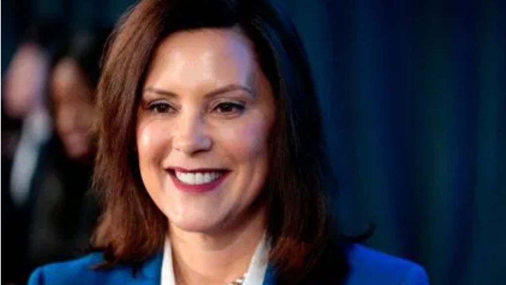 Gov. Whitmer At Odds With President Trump During Crisis