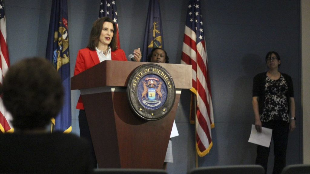 ICYMI: Here's Gov. Whitmer's Update On The State's Response To COVID-19