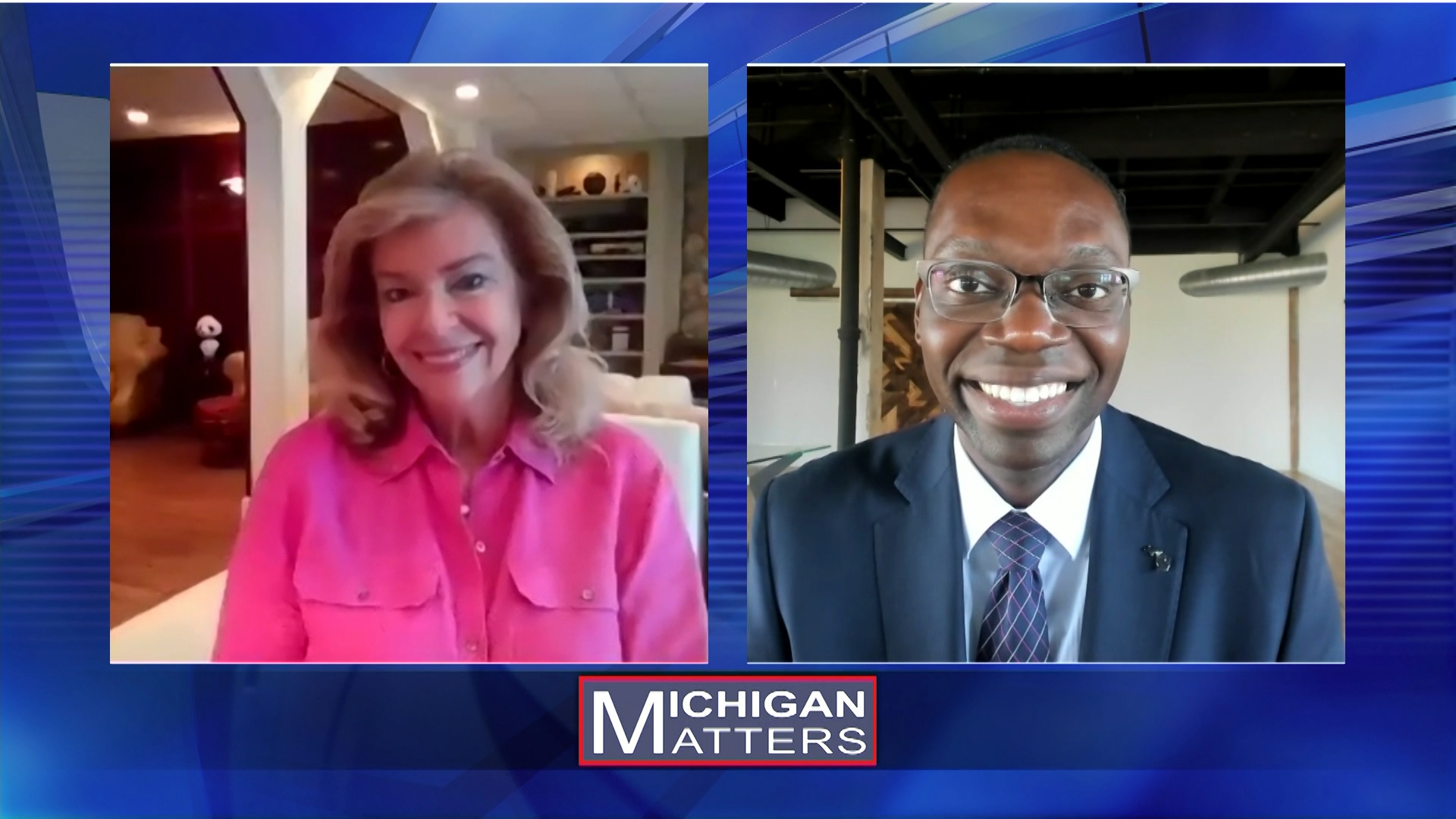 Michigan Matters Lt Gov Gilchrist New Detroit S Rafferty On Race Social Justice Cbs Detroit
