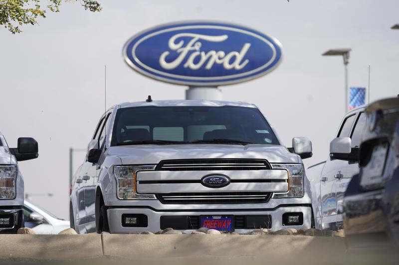 Ford Posts Profit, Says Chip Shortage May Cut Production 50%