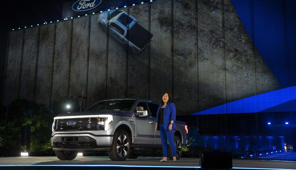 Ford Expects Electric Vehicles To Be 40% Of Global Sales By 2030