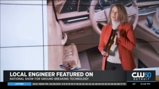Metro Detroit Engineer Featured On CBS 'Mission Unstoppable' For Ground Breaking GM Technology