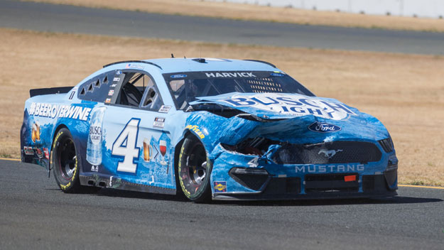Stewart realistic about SHR's current struggles