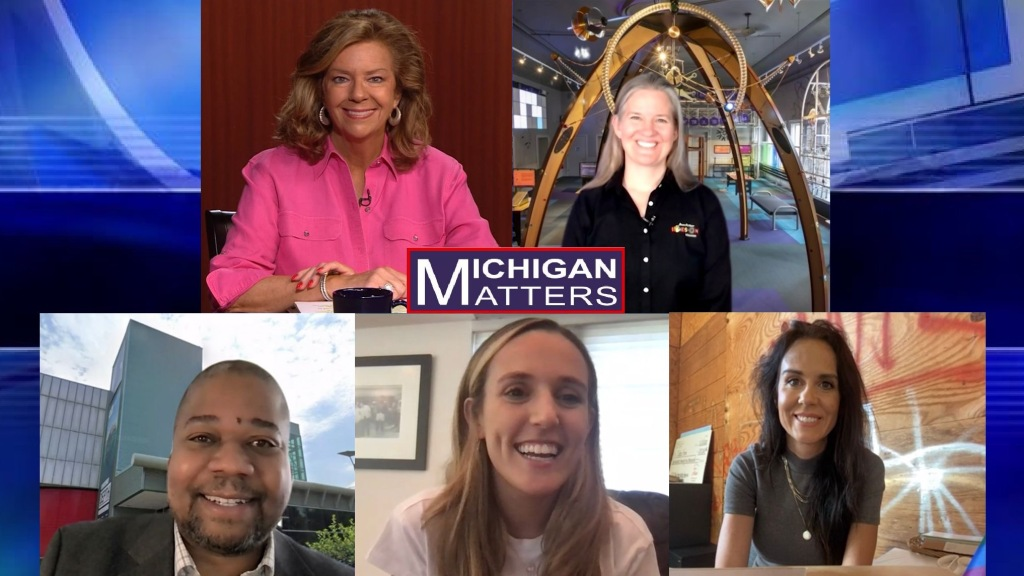 Michigan Matters: Helping Young Folks & Cancer Patients