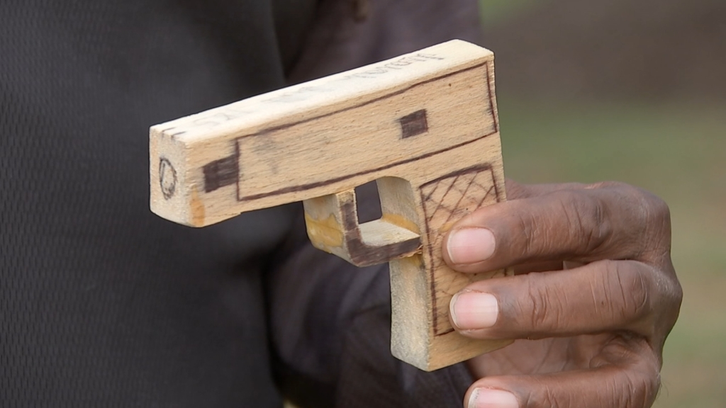 'Hold Him Accountable': Parents Outraged After Teacher Let Student Make Wooden Gun Toy In Shop Class