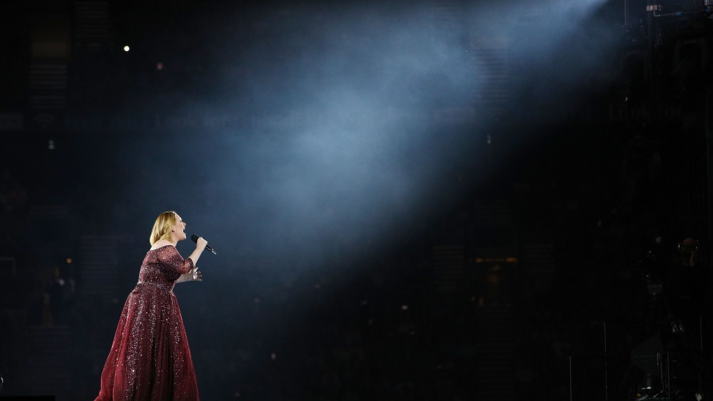 'Adele One Night Only' Comes To CBS On Sunday, November 14th