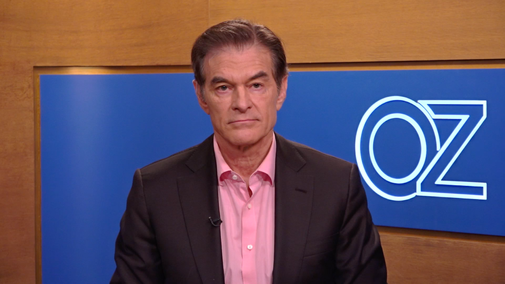 Dr. Oz Medical Minute – Colin Powell Death From Covid Complications