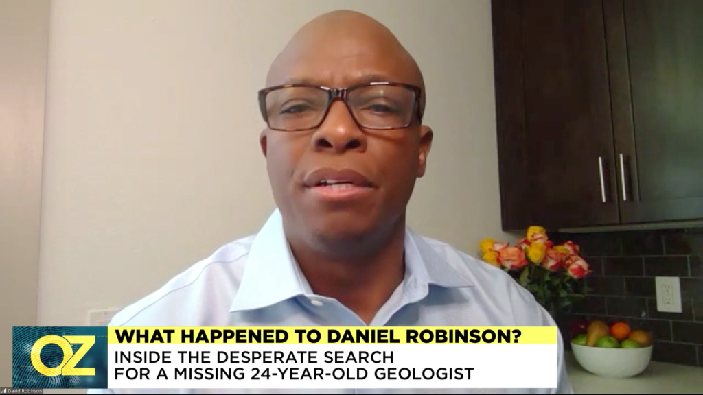 True Crime: Inside The Desperate Search For A Missing 24-Year-Old Geologist: What Happened To Daniel Robinson?