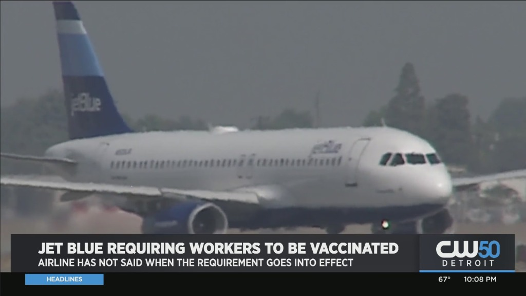 CDC Issues New Holiday Travel Guidelines, Recommends Travelers To Be Fully Vaccinated